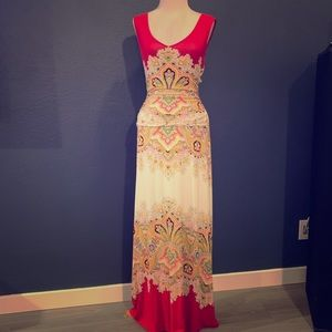 Anthropologie Tracy Reese maxi dress